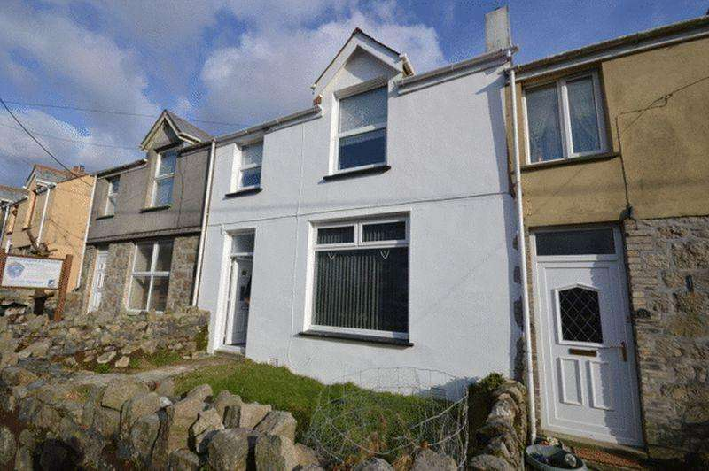 3 Bedrooms Terraced House for sale in Currian Road, Nanpean