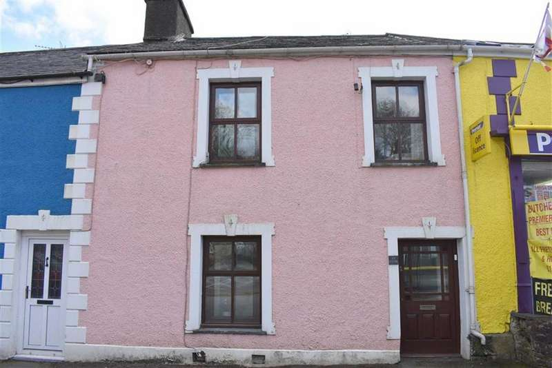 3 Bedrooms Terraced House for sale in LLANARTH, Ceredigion