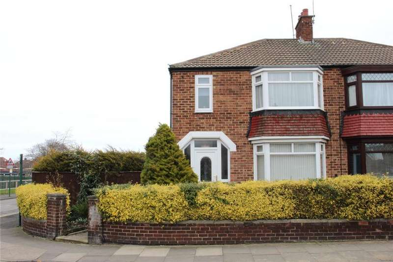 3 Bedrooms Semi Detached House for sale in Lime Road, Normanby