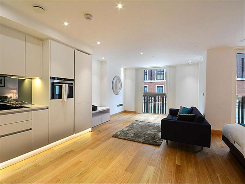 Studio Flat for sale in Horseferry Road, City Of Westminster, London, SW1P