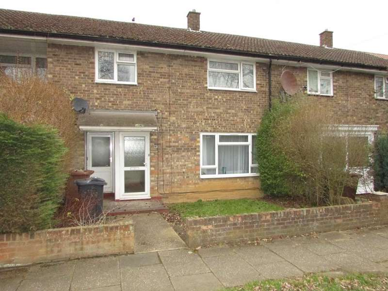 3 Bedrooms Terraced House for sale in Elder Way, Stevenage SG1