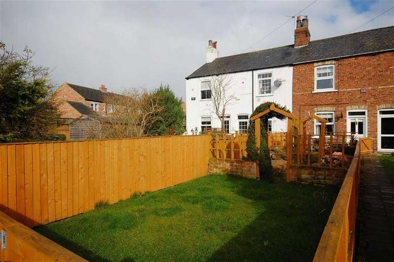 2 Bedrooms Detached House for sale in Acme Terrace, Church Fenton, Tadcaster, LS24
