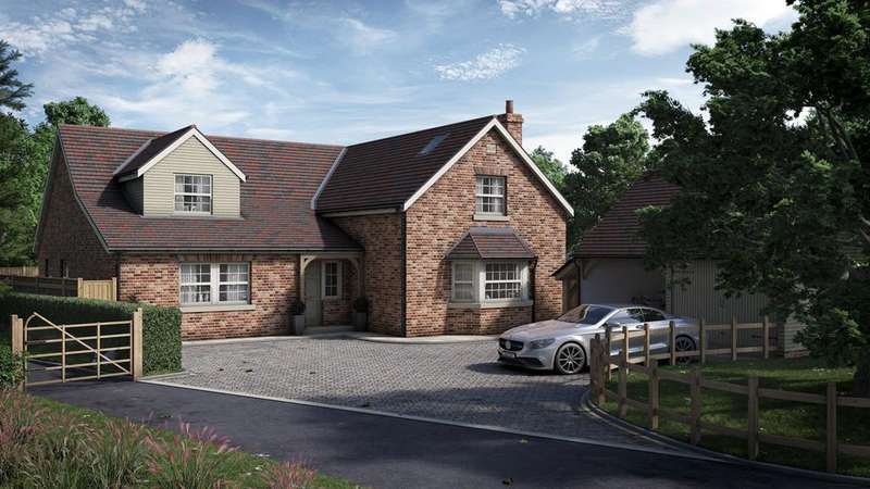 4 Bedrooms House for sale in Meldreth Road, WHADDON, SG8