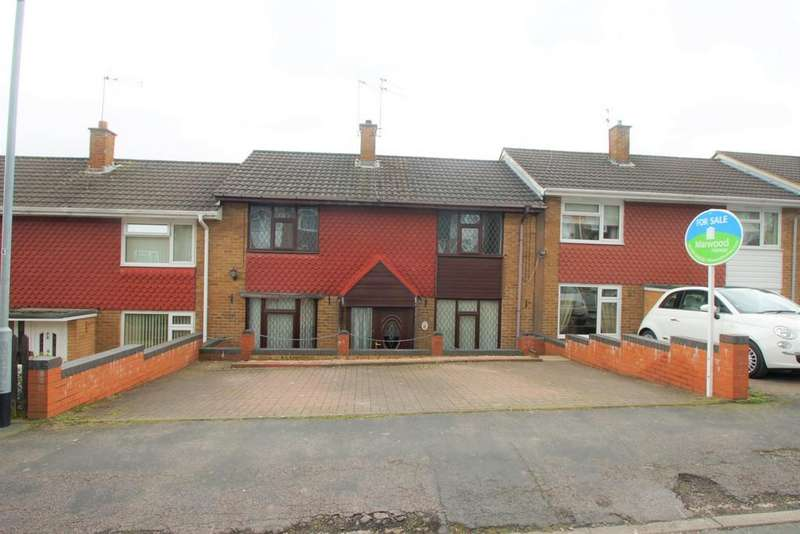 3 Bedrooms Terraced House for sale in Midland Road, Huntington