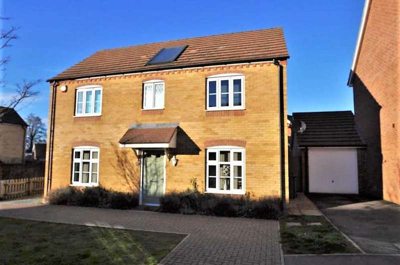 4 Bedrooms Detached House for sale in Maidstone, ME15