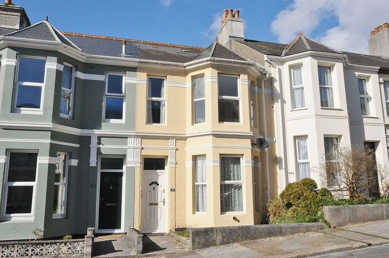 3 Bedrooms Property for sale in Westbourne Road Peverell, Plymouth