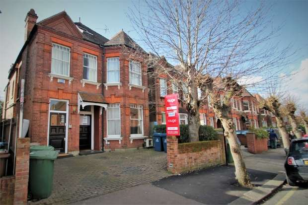 2 Bedrooms Maisonette Flat for sale in Butler Avenue, Harrow, Middlesex