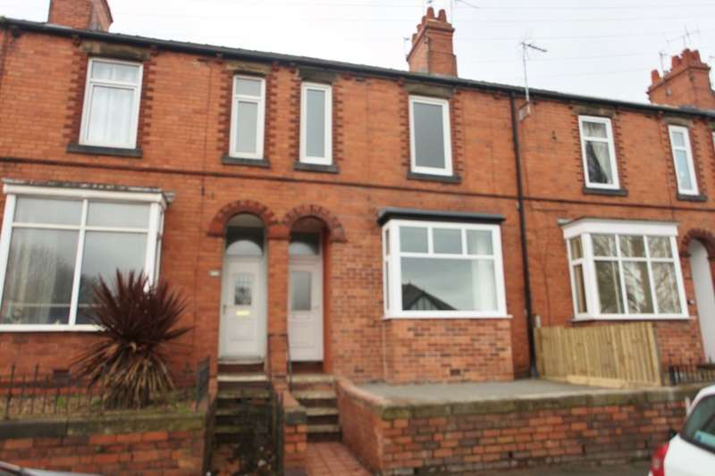 3 Bedrooms Property for sale in Park Street, Wombwell, Barnsley, S73