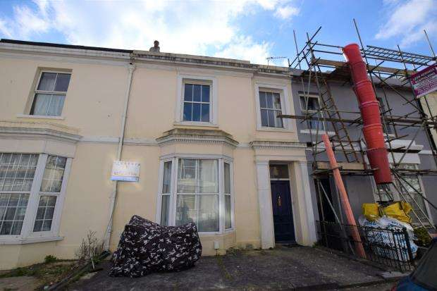 6 Bedrooms Terraced House for sale in Hill Park Crescent, Plymouth, Devon