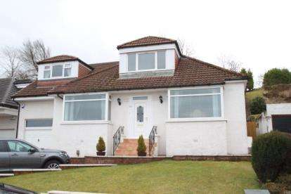 5 Bedrooms Detached House for sale in Cheviot Drive, Newton Mearns