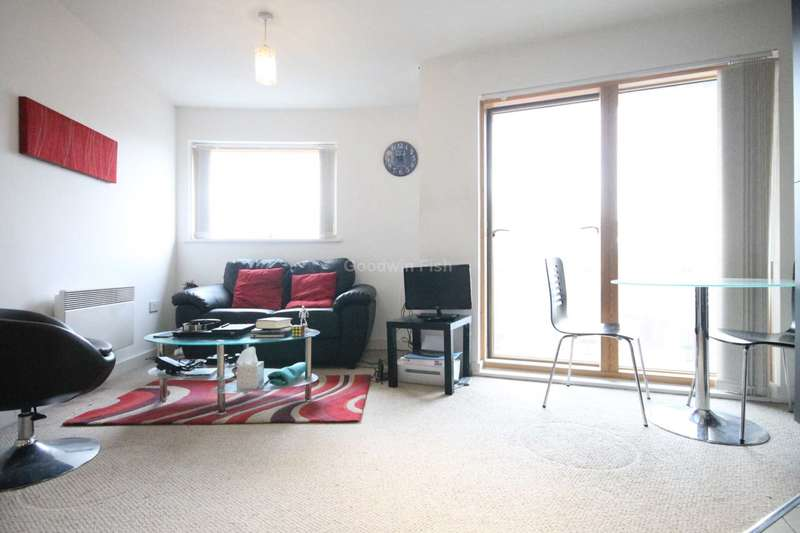 1 Bedroom Apartment Flat for sale in Jefferson Place, 1 Fernie Street, Green Quarter