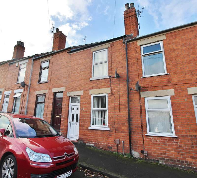 2 Bedrooms Terraced House for sale in Stamford Street, Grantham
