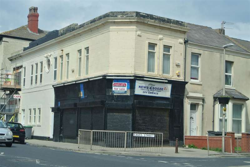 1 Bedroom Property for sale in Dickson Road, Blackpool