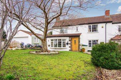 4 Bedrooms Semi Detached House for sale in Whiteshill Cottages, Pye Corner, Hambrook, Bristol