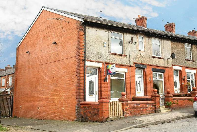 2 Bedrooms Terraced House for sale in Old Edge Lane, Royton