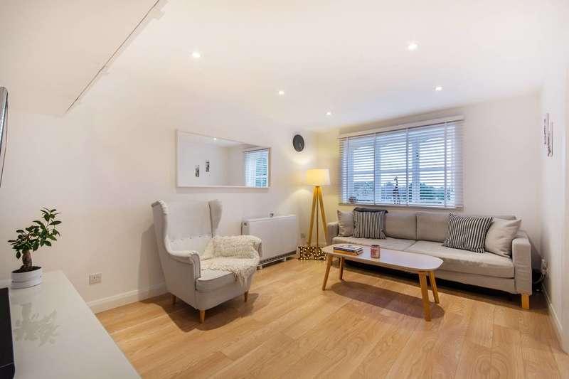 1 Bedroom Flat for sale in Philips Close, Hackbridge, SM5