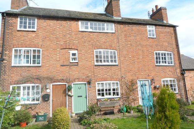 2 Bedrooms Terraced House for sale in Vicarage Lane, Barkby, LE7