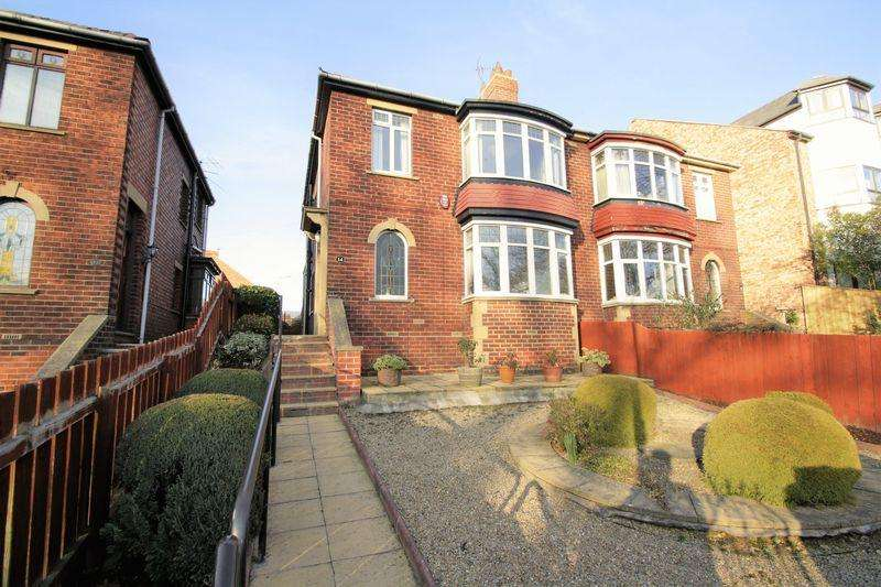 3 Bedrooms Semi Detached House for sale in South Road, Norton, TS20 2ST