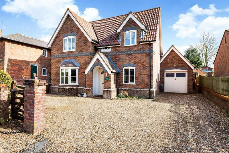 4 Bedrooms Detached House for sale in Woodland Road, Patney, Devizes