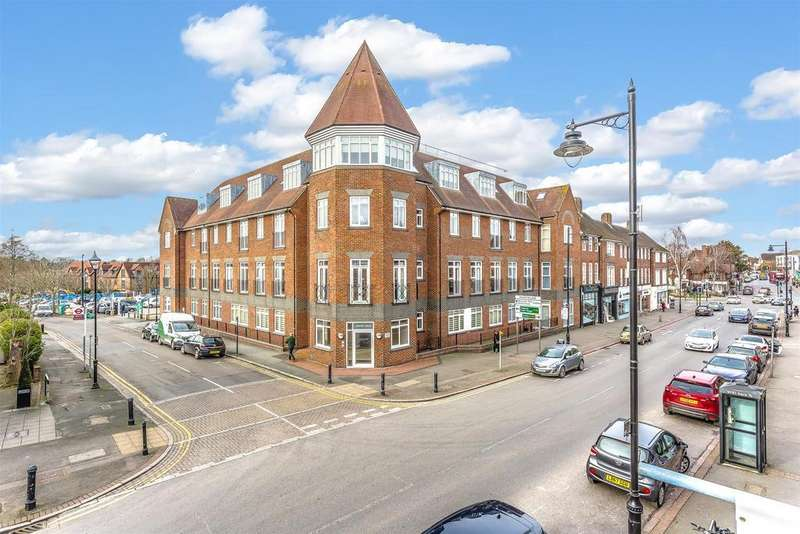 2 Bedrooms Apartment Flat for sale in Station Way, Cheam, Sutton