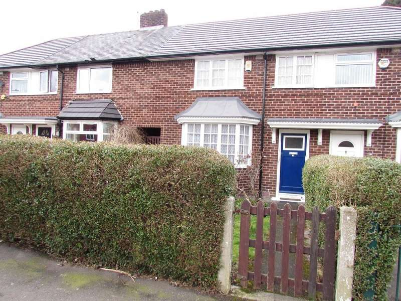 3 Bedrooms Terraced House for sale in Panfield Road, Manchester, M22