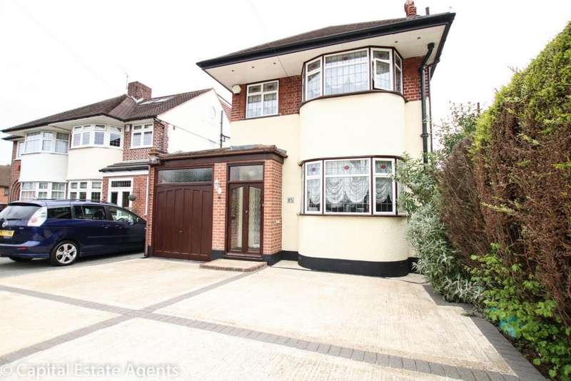 3 Bedrooms Detached House for sale in Brownspring Drive, New Eltham, SE9