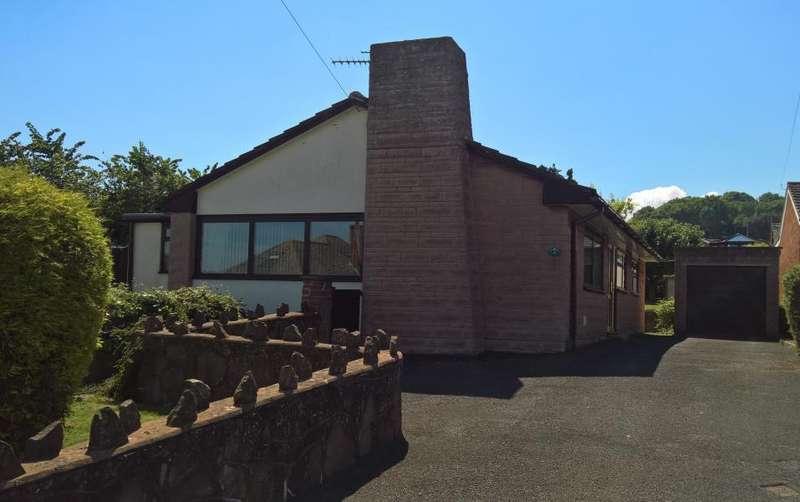 3 Bedrooms Detached Bungalow for sale in Penny Lea, Watchet