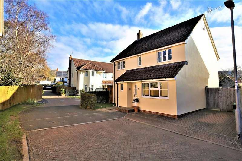 4 Bedrooms House for sale in Hopwoods Corner, Cheddar