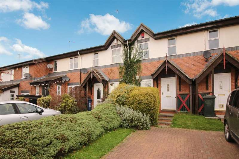 2 Bedrooms Terraced House for sale in Churchill Mews, Newcastle Upon Tyne