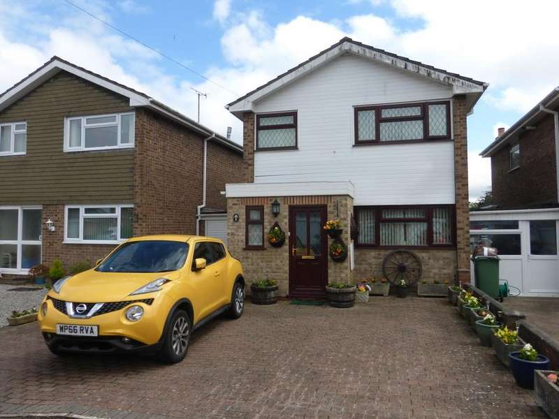 3 Bedrooms Link Detached House for sale in Marlborough Crescent, Gloucester, GL4