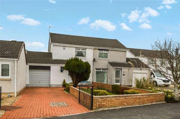 2 Bedrooms Semi-detached Villa House for sale in 2 Sutton Court, Kilwinning, KA13 6QS
