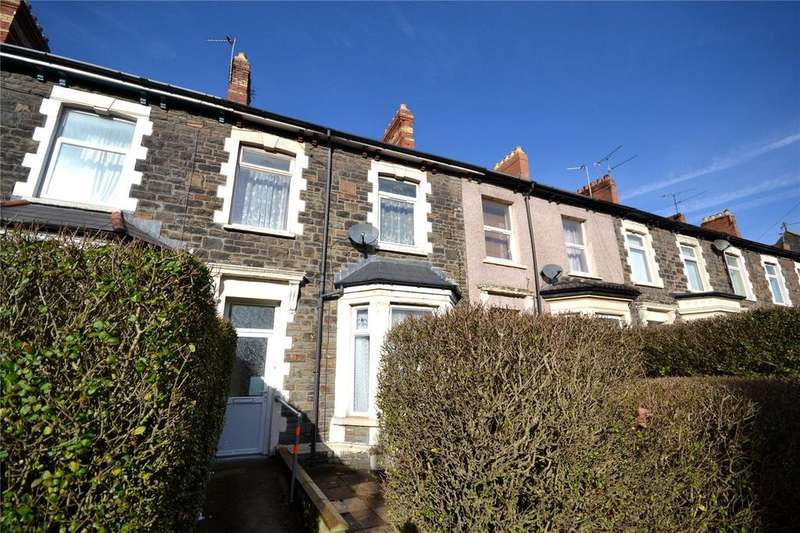 3 Bedrooms Terraced House for sale in Woodville Road, Cathays, Cardiff, CF24
