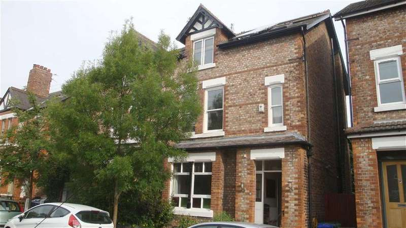5 Bedrooms Semi Detached House for sale in Napier Road, Chorlton
