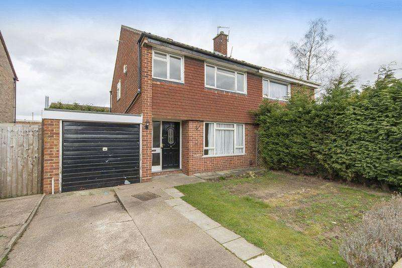 3 Bedrooms Semi Detached House for sale in SOUTHGATE CLOSE, MICKLEOVER