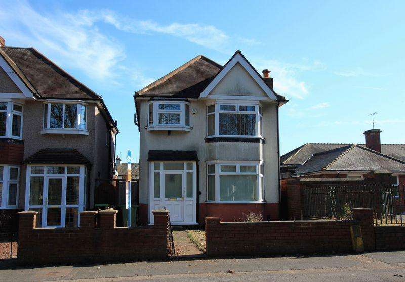 3 Bedrooms Detached House for sale in Victoria Road, Tipton, DY4 8SW