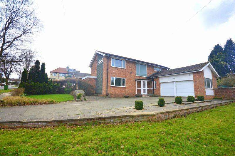 4 Bedrooms Detached House for sale in Gateacre Park Drive, Woolton