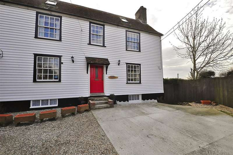 4 Bedrooms Semi Detached House for sale in Ashford, TN29