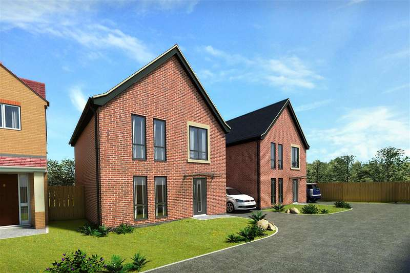 4 Bedrooms Detached House for sale in Ruston Drive, Barnsley
