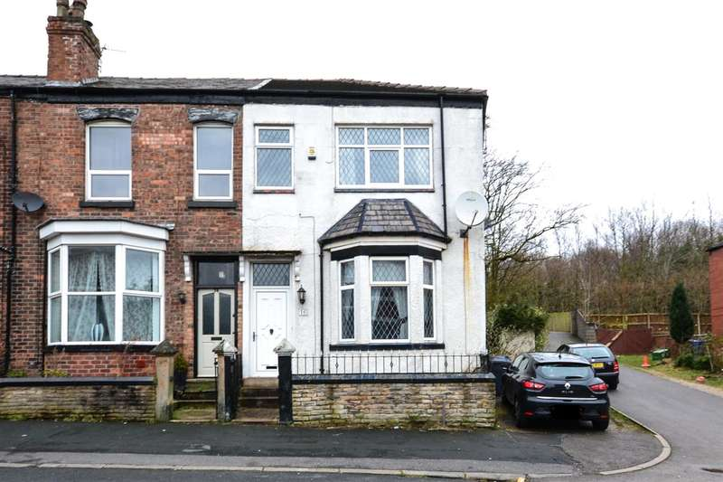 4 Bedrooms Semi Detached House for sale in Douglas Road, Swinley