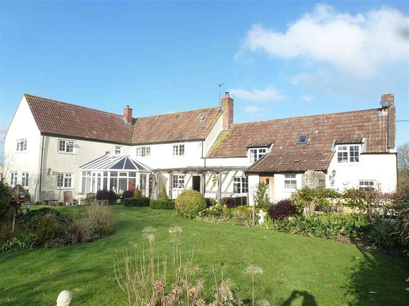 5 Bedrooms Detached House for sale in Myrtle Cottage, Stone Allerton, Stone Allerton