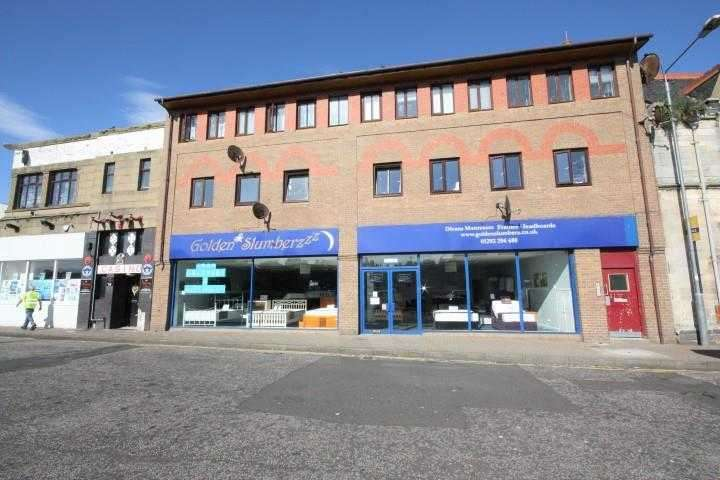 2 Bedrooms Apartment Flat for sale in River Street, Ayr