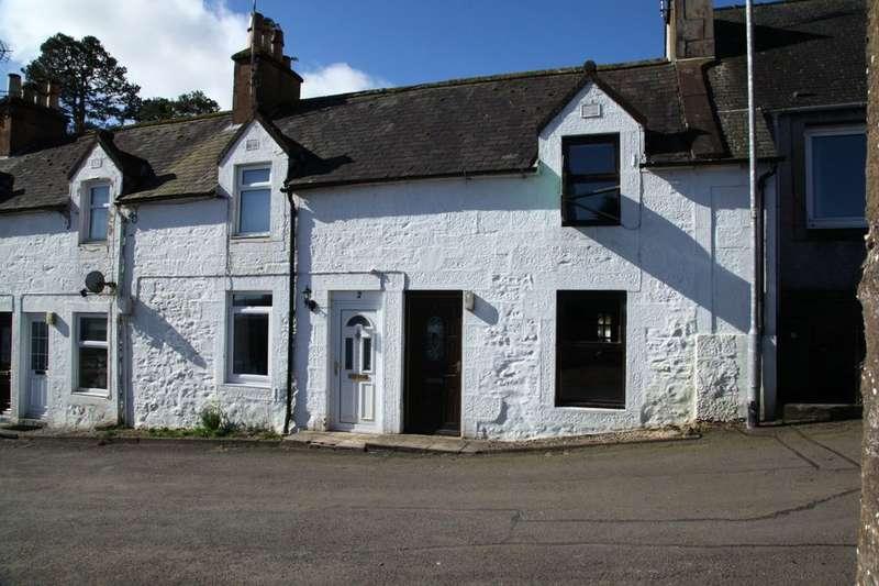 1 Bedroom Property for sale in Princes Street, Penpont, Thornhill, DG3