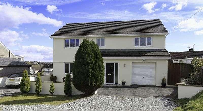 4 Bedrooms Property for sale in Springfield, Heol Tyn Y Garn, Pen-Y-Fai, Bridgend