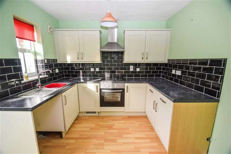 2 Bedrooms Property for sale in Lealholme Court, Hull