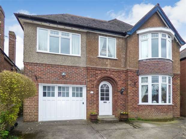 4 Bedrooms Detached House for sale in Christine Avenue, Wellington, Telford, Shropshire