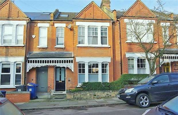 5 Bedrooms Terraced House for sale in Park Hall Road, East Finchley, N2