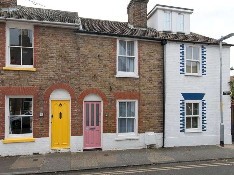 3 Bedrooms Terraced House for sale in Albert Street, Whitstable, CT5