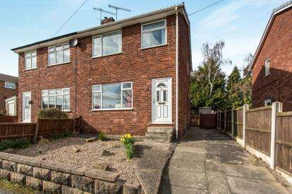 3 Bedrooms Semi Detached House for sale in Skelwith Close, Newbold, Chesterfield, Derbyshire