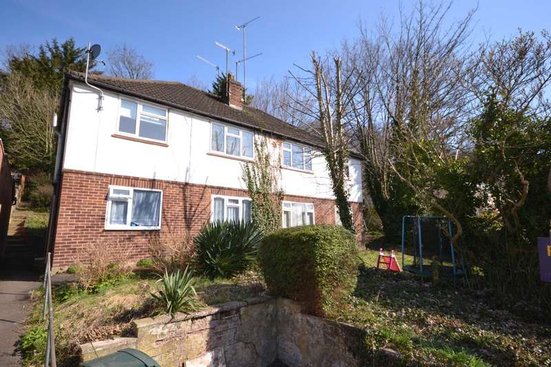 2 Bedrooms Maisonette Flat for sale in Hemdean Road, Caversham