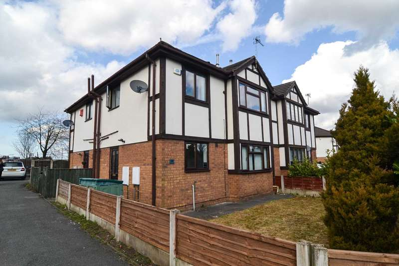 2 Bedrooms Semi Detached House for sale in Walter Grove, Sutton